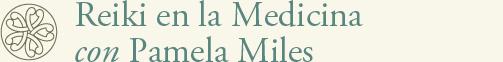 Reiki en la Medicina con Pamela Miles