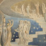 William Blake: Jacob's Ladder