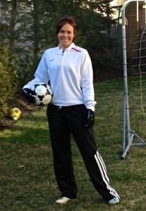 Reiki heals soccer injury