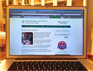 Reiki healing websites