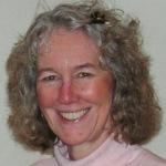 Reiki master Susan Mitchell