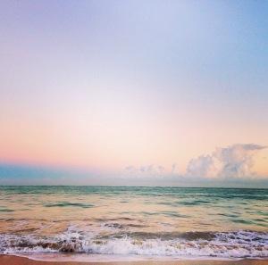 Rainbow Reiki Sea