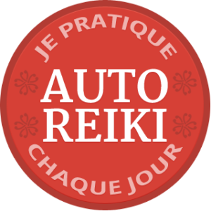 Self-Reiki Badge French