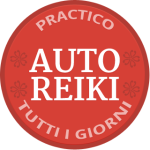 Self-Reiki Badge Italian