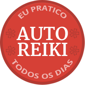 Self-Reiki Badge Portuguese