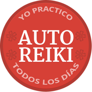Self-Reiki Badge Spanish