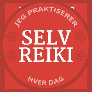 Self-Reiki Badge