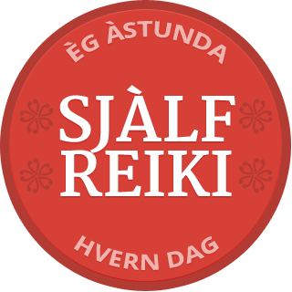 Self-Reiki Badge