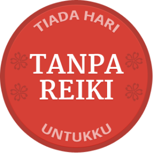 Self-Reiki Badge Indonesian