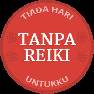 Self-Reiki Badge Indonesian