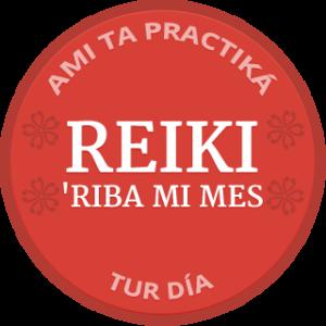 Self-Reiki Badge Papiamento