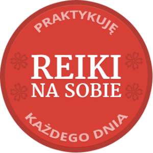 Self-Reiki Badge Polish