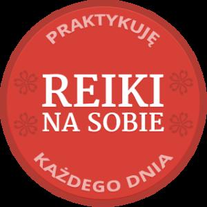 Self-Reiki Badge Polish
