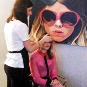 New York Fashion Week Reiki