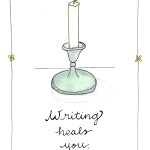 Writing heals you by Cynthia Morris