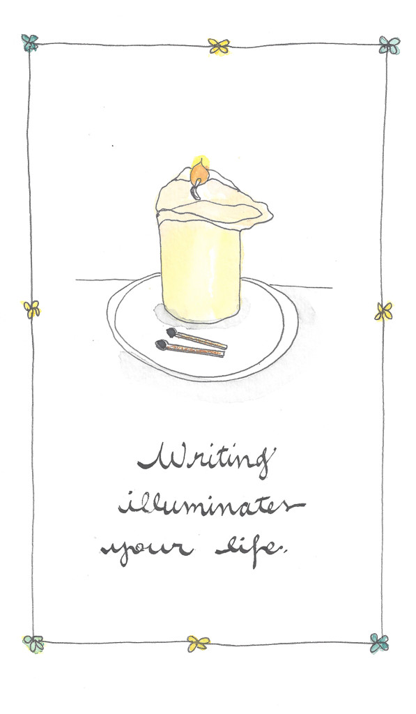 Cynthia Morris Writing Illuminates