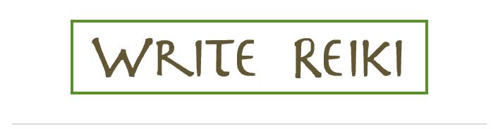 Write Reiki