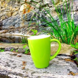 Reiki healing, tea & nature