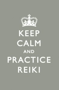 Keep Calm Practice Reiki