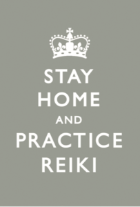 Free Online Community Reiki Self Practice Session