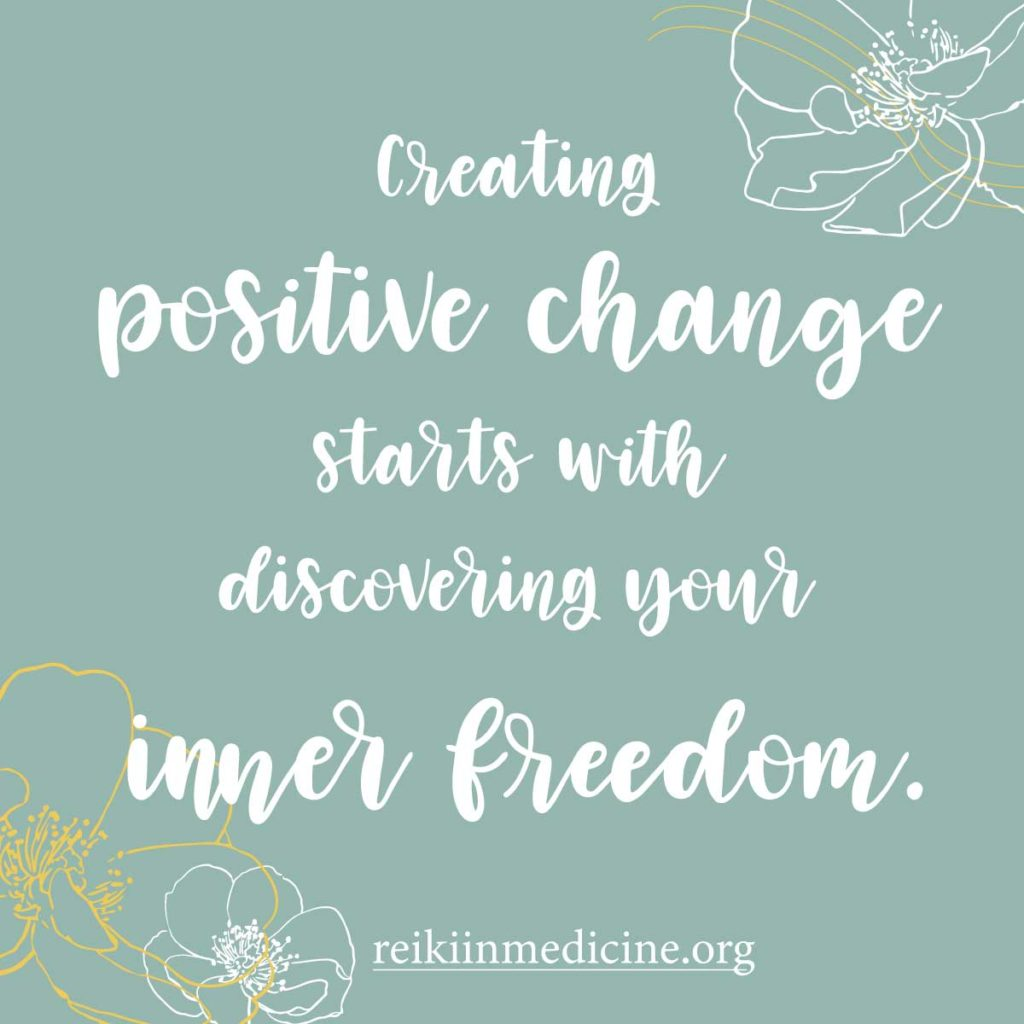 Positive Change - Graphic, Coming Home Mini - Retreat with Pamela Miles