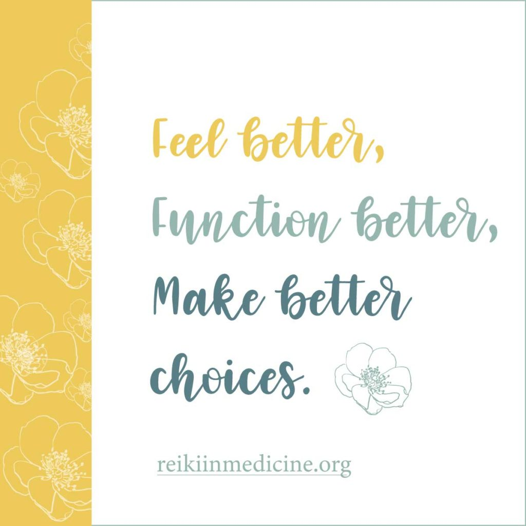 Feel Better - Graphic, Coming Home Mini - Retreat with Pamela Miles