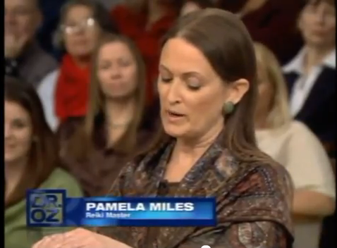 Pamela Miles on the Dr Oz Show