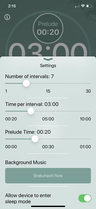 Reiki Timer App with Pamela Miles