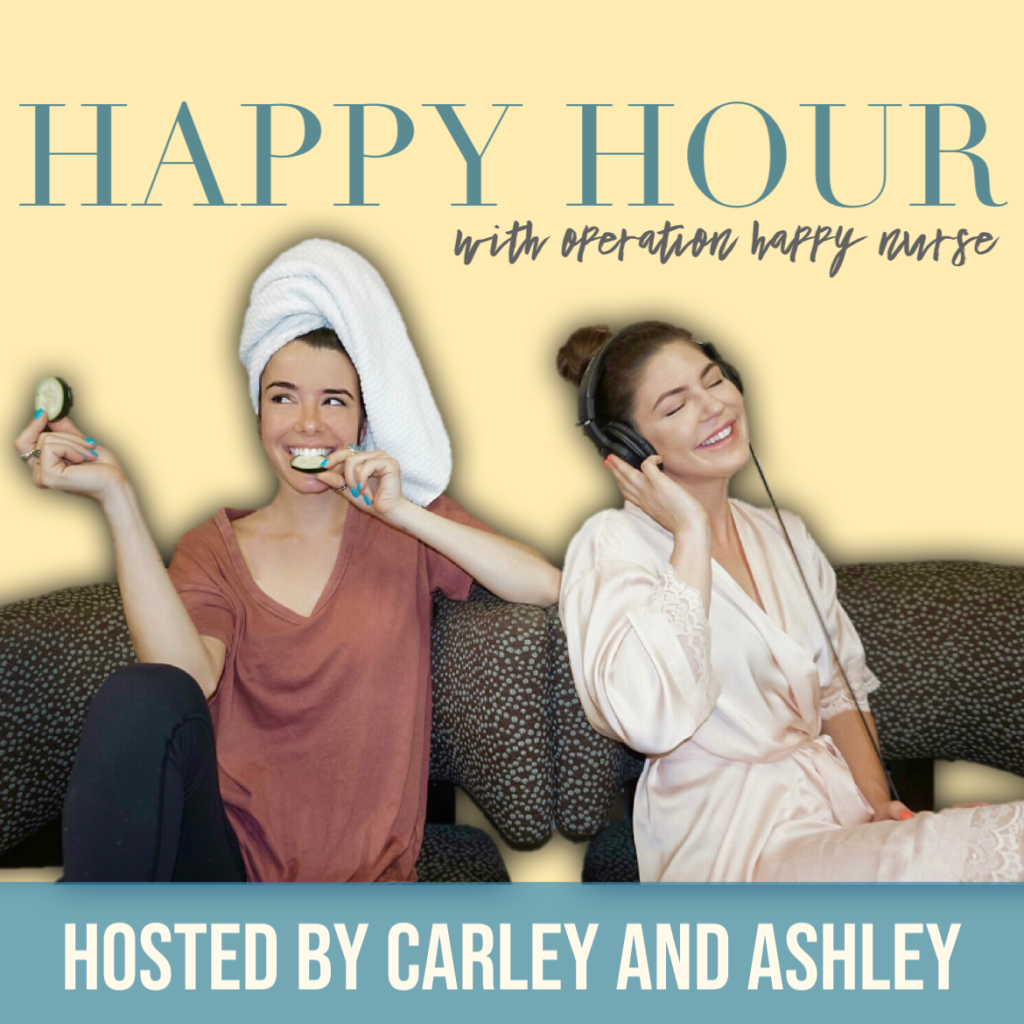 Operation Happy Nurse Podcast Art