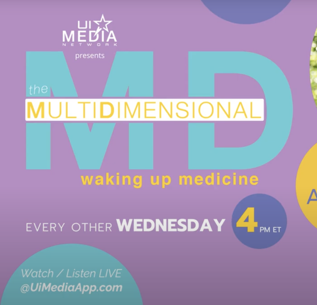 MultiDimensional MD podcast interview with Pamela Miles